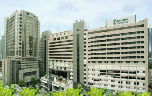 泰国康民医院-bumrungrad Bumrungrad International Hospil