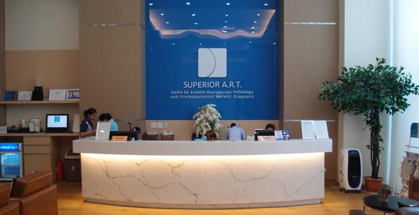泰国Superior. ART生殖中心